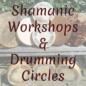 Phoenix Flames services-shamanic-workshops drumming